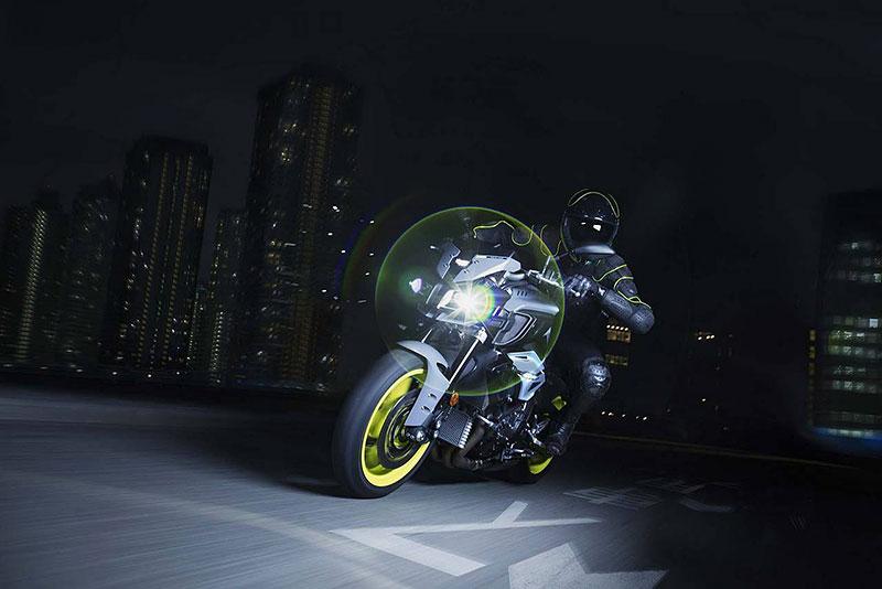 Yamaha MT-10: Super naháč pro novou sezónu (+video): - fotka 7