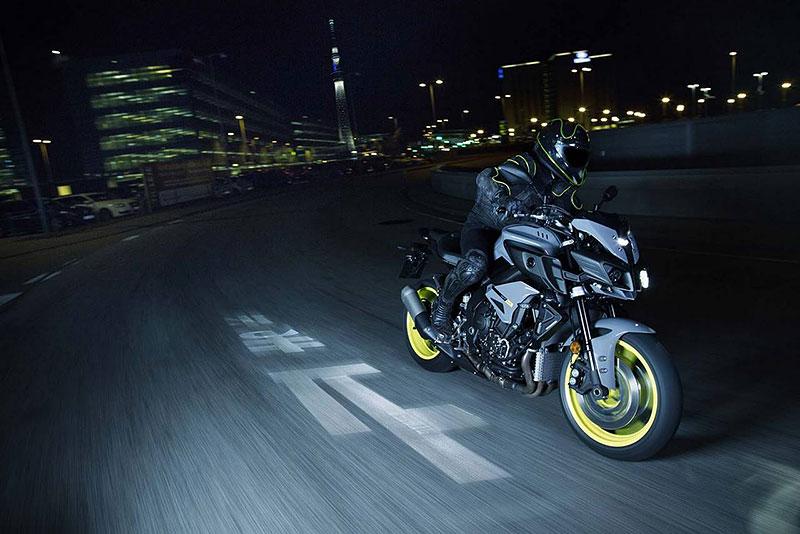 Yamaha MT-10: Super naháč pro novou sezónu (+video): - fotka 11