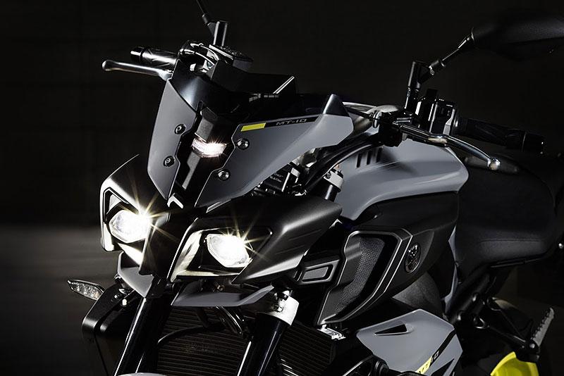 Yamaha MT-10: Super naháč pro novou sezónu (+video): - fotka 29