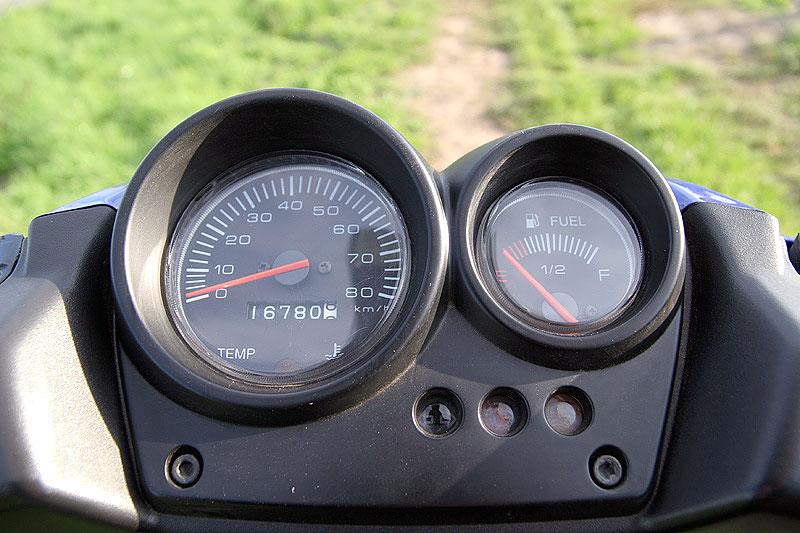 Test - Yamaha Aerox: dravec do městského provozu: - fotka 1
