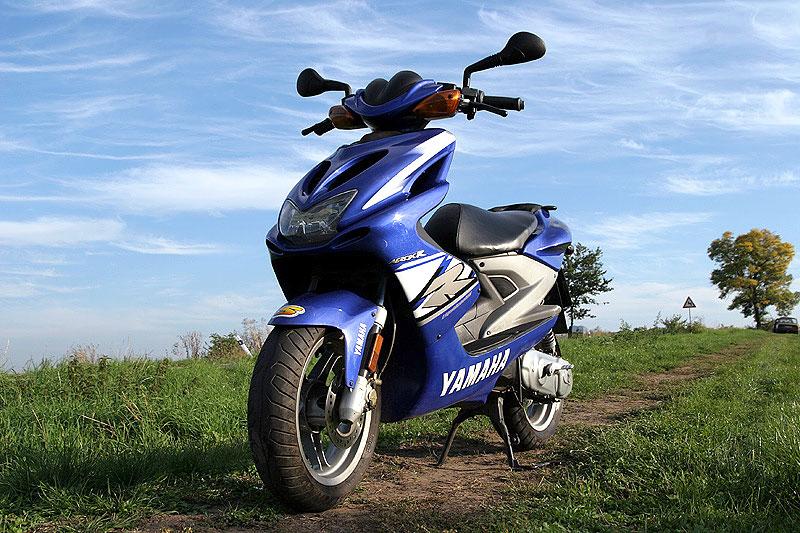 Test - Yamaha Aerox: dravec do městského provozu: - fotka 9
