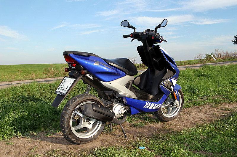Test - Yamaha Aerox: dravec do městského provozu: - fotka 12