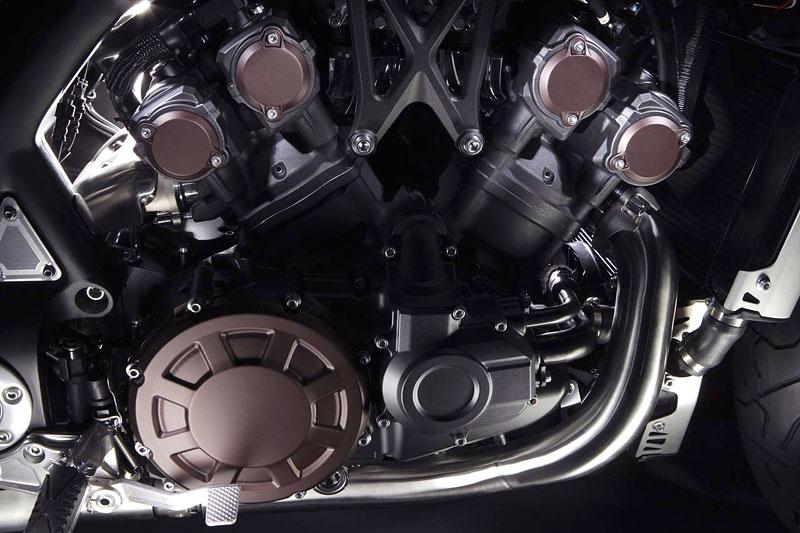 Yamaha V-Max 2009: první info, velká fotogalerie a video: - fotka 23