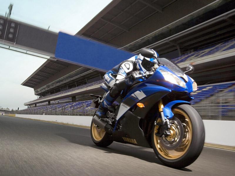 Yamaha YZF-R6 2008 (představení): - fotka 9