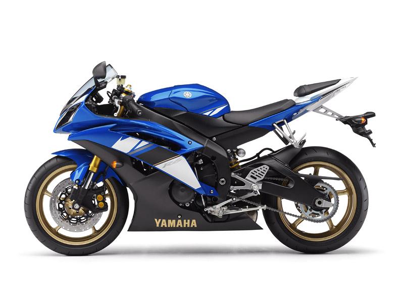 Yamaha YZF-R6 2008 (představení): - fotka 12