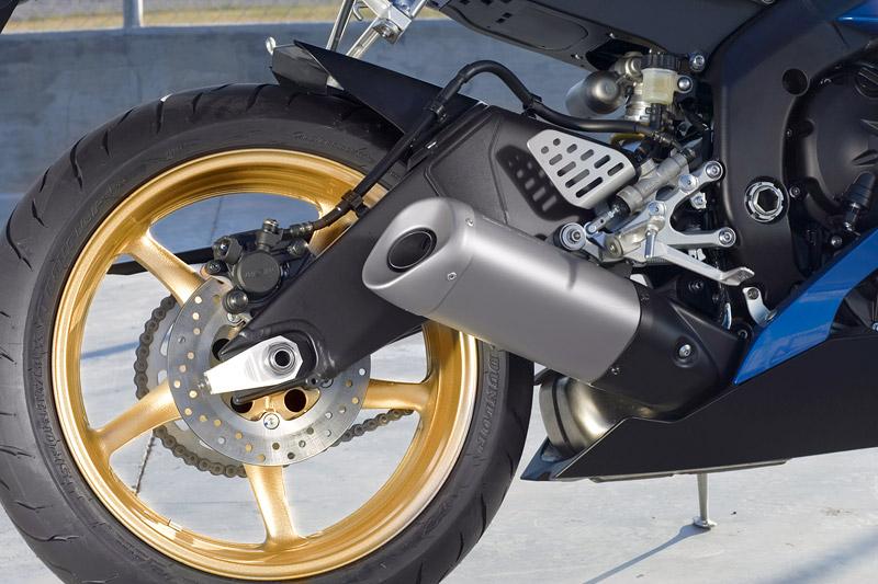 Yamaha YZF-R6 2008 (představení): - fotka 14