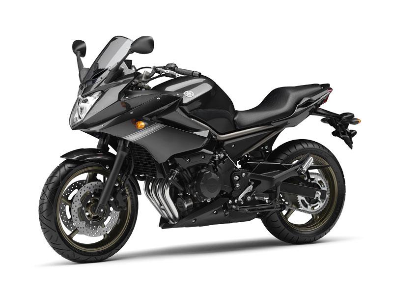Yamaha 2009: XJ6 Diversion a XVS950A Midnight Star: - fotka 19