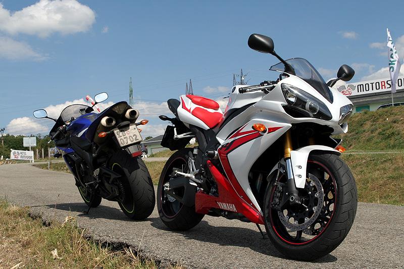 Test - Yamaha YZF-R1: sportovní kráska: - fotka 3