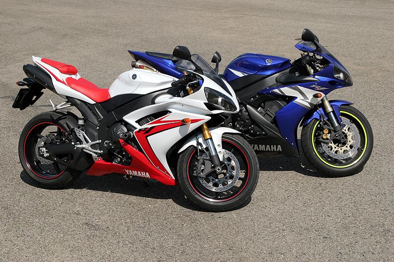 Test - Yamaha YZF-R1: sportovní kráska: - fotka 5