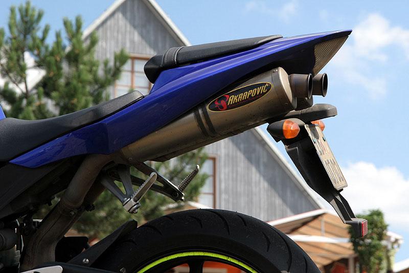 Test - Yamaha YZF-R1: sportovní kráska: - fotka 16