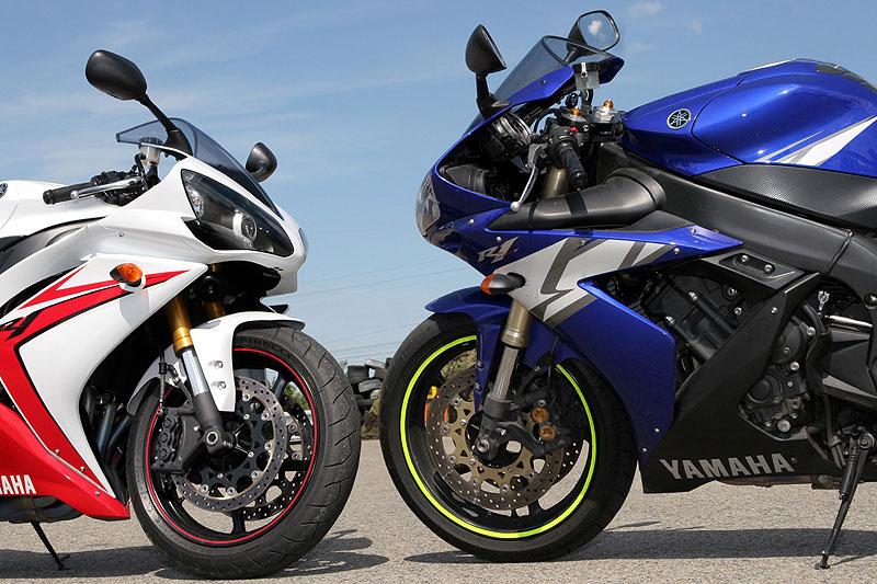 Test - Yamaha YZF-R1: sportovní kráska: - fotka 18