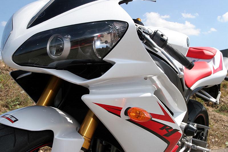 Test - Yamaha YZF-R1: sportovní kráska: - fotka 20