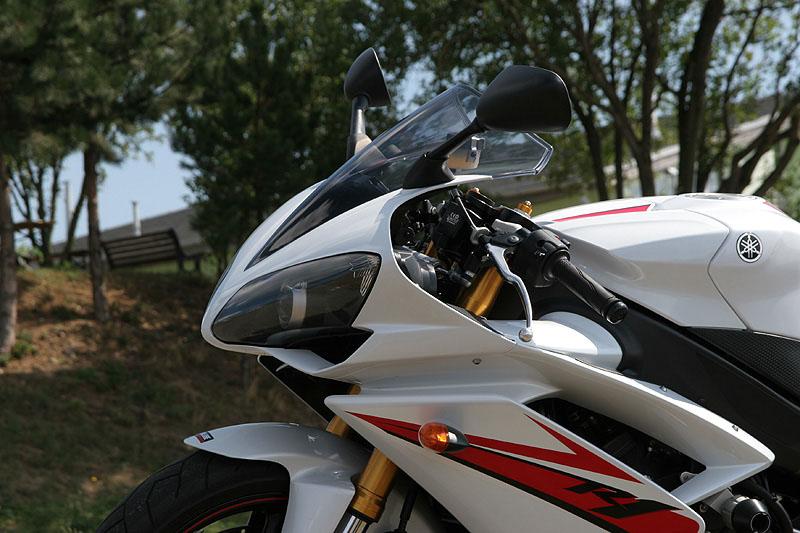 Test - Yamaha YZF-R1: sportovní kráska: - fotka 27