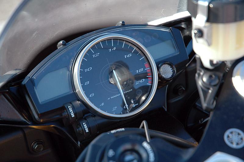 Test - Yamaha YZF R6R: - fotka 1