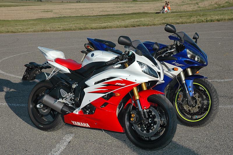 Test - Yamaha YZF R6R: - fotka 6
