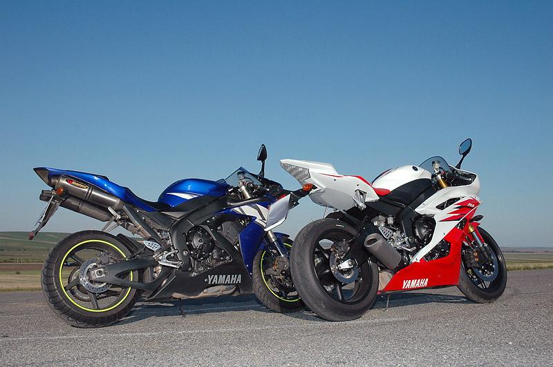 Test - Yamaha YZF R6R: - fotka 9
