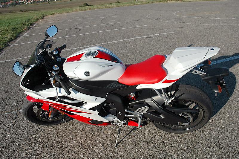 Test - Yamaha YZF R6R: - fotka 11