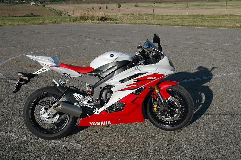 Test - Yamaha YZF R6R: - fotka 12