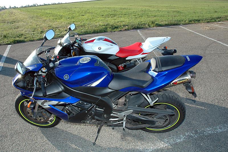 Test - Yamaha YZF R6R: - fotka 13