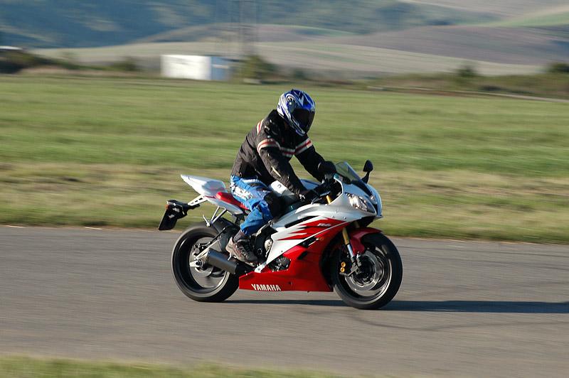 Test - Yamaha YZF R6R: - fotka 16