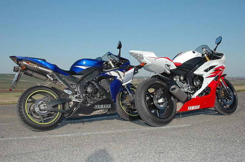 Test - Yamaha YZF R6R: - fotka 18