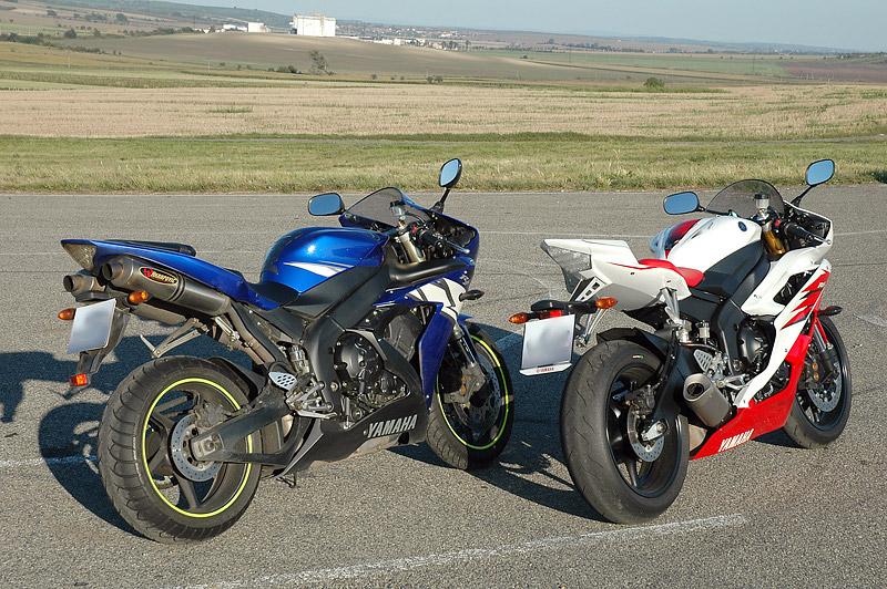 Test - Yamaha YZF R6R: - fotka 19