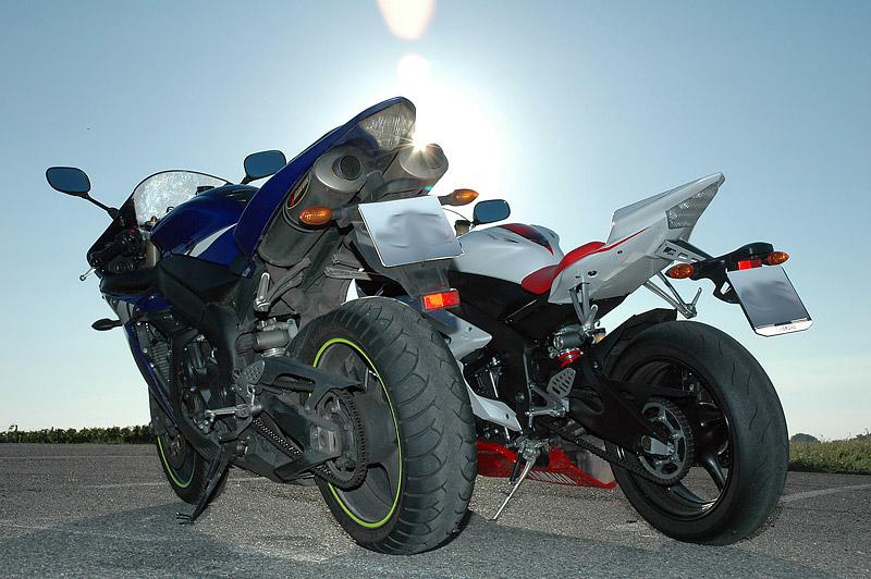 Test - Yamaha YZF R6R: - fotka 20