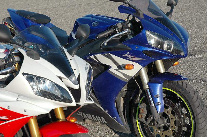 Test - Yamaha YZF R6R: - fotka 27