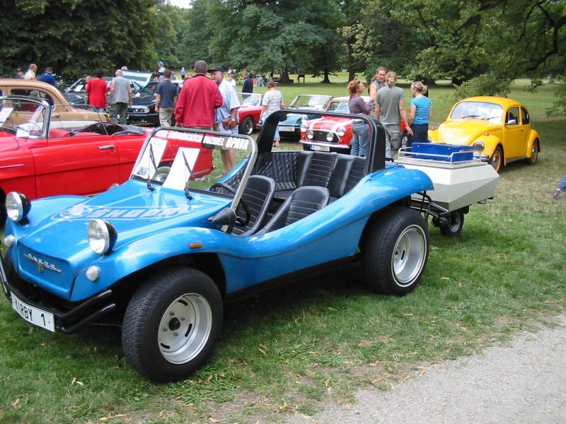 Škoda KIRBY dunne buggy
