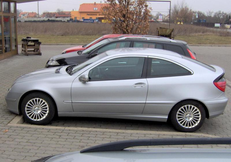 Mercedes-Benz C Sportcoupe