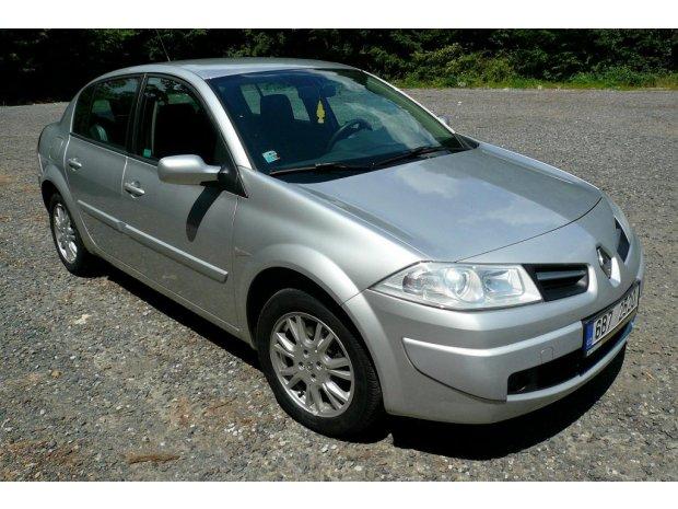 Renault Mégane (2008)