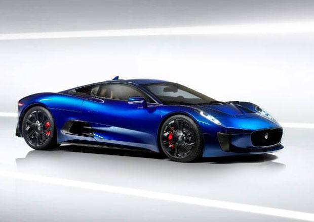 Jaguar si registroval ochrannou známku J-Type. Dočkáme se nového sportovního modelu?