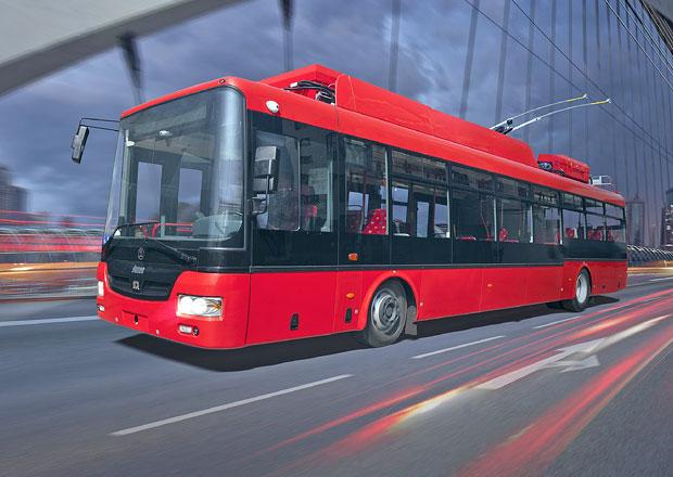 Škoda Electric dodá nové trolejbusy pro Zlín a Otrokovice