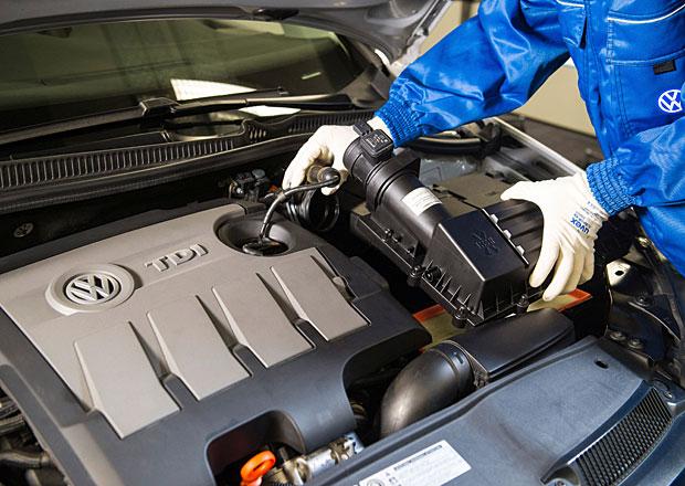 Volkswagen hodlá nabídnout úpravu čtyř milionů naftových aut