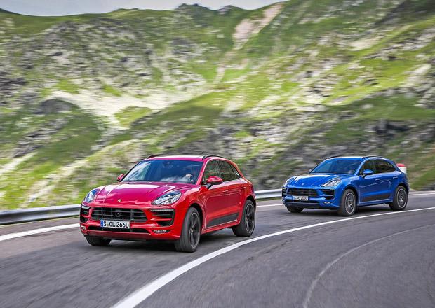 Sedmdesát procent nových Porsche jsou dnes... SUV!
