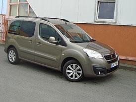 Peugeot Partner 1.6 BlueHDi Euro 6: Převody a stav oleje – Dlouhodobý test (4.část)