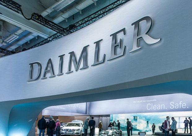 Další razie kvůli emisím. Tentokrát v Daimleru...