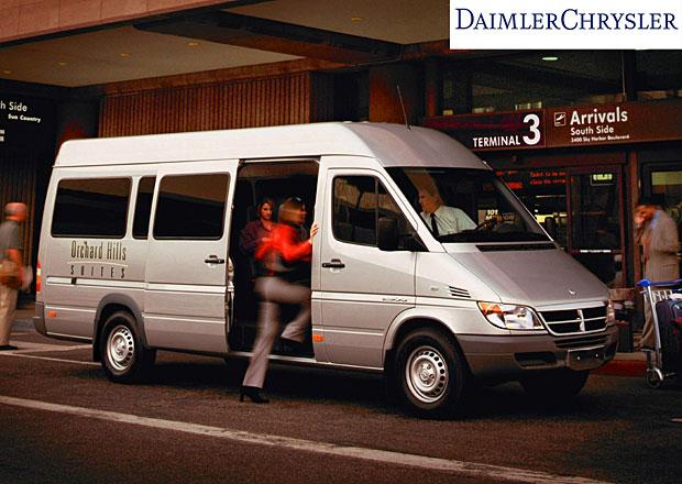 DaimlerChrysler: Proč se svatba století nepovedla a koncern se rozpadl?