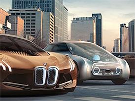 Video: Takhle bude vypadat budoucnost dopravy podle BMW