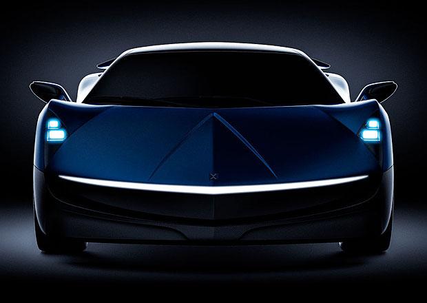 Elektromobil Elextra chce být nejrychleji akcelerujícím sériovým vozem