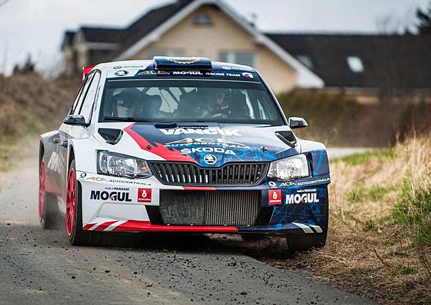 Valašská rallye odstartovala mistrovství ČR - Vyzve Pech Kopeckého?