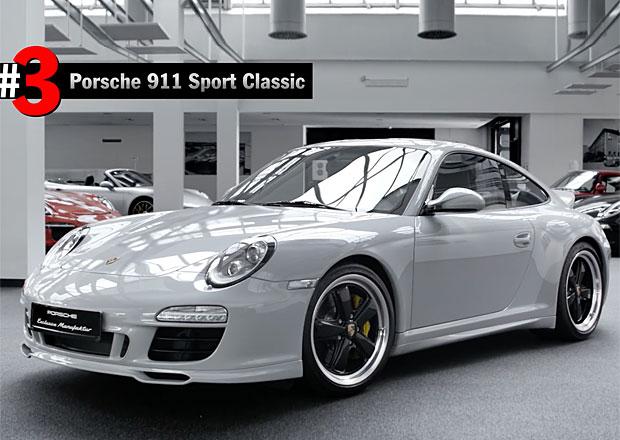 Podívejte se na to nejlepší od divize Porsche Exclusive