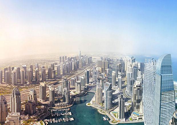 Rafinovaná reklama: Najdete dvanáctiválcový Bentley Flying Spur v Dubaji?