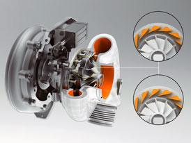Turbodmychadla VGT: Naklápění lopatek čtyřikrát jinak (+videa)