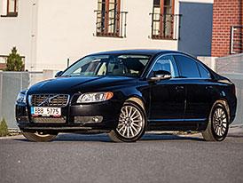 Ojeté Volvo S80 II (124, 144): Základ v mondeu nevadí