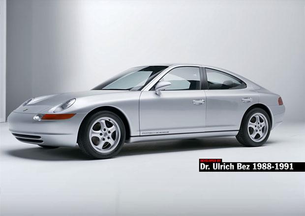 Porsche vybralo své nejlepší koncepty a je mezi nimi i jedno překvapení