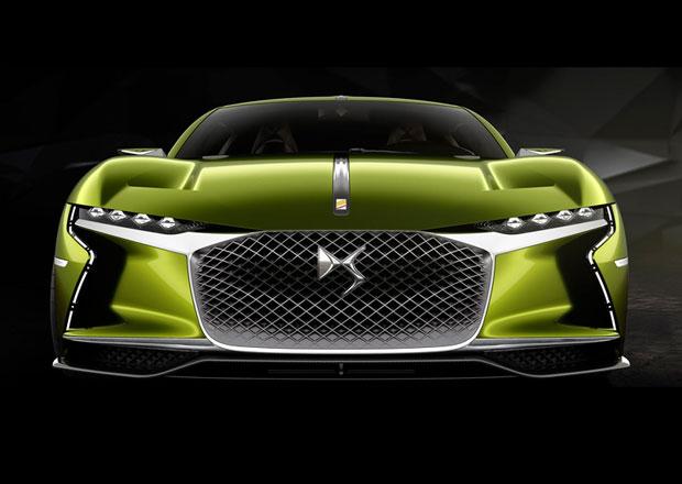 Francouzská značka DS plánuje hybridní supersport s výkonem přes 600 koní
