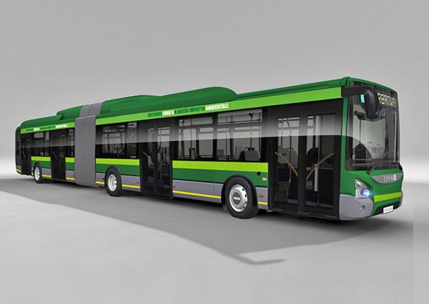 Iveco získalo významnou zakázku na hybridní autobusy a vozidla na CNG