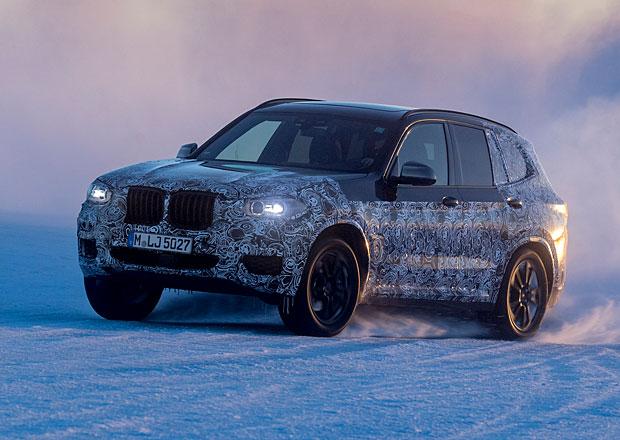 Nová generace BMW X3 se blíží. Přijde i jako M40i! A co X3 M?