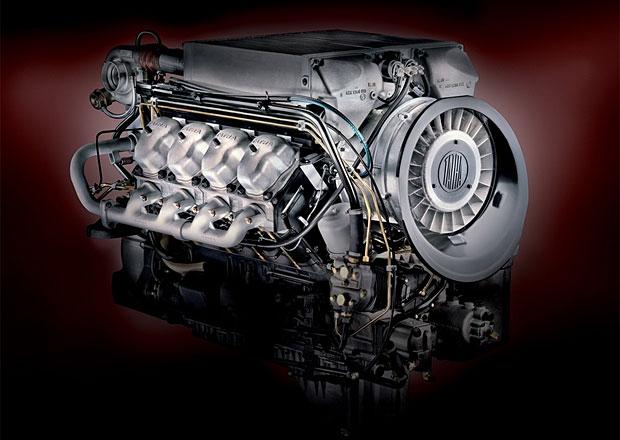 Tatra vyvine nový motor. Bude opět vzduchem chlazený?